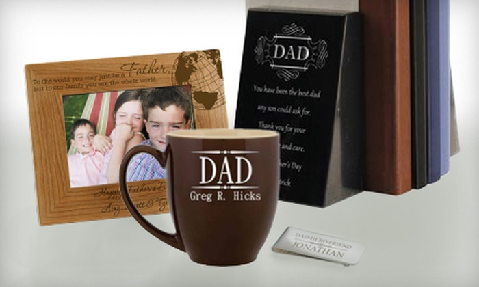 memorablegifts.com: Personalized Gifts from memorablegifts.com (Half Off). Two Options Available.