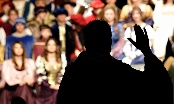 """""""Our Country's Good"""" - The Cantor Warehouse: Syracuse Shakespeare Festival's """"Our Country's Good"""" at The Cantor Warehouse on April 11–19 (Up to 40% Off)"""
