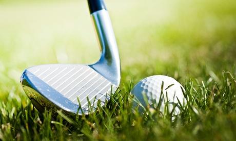 Green fee de 18 hoyos para dos personas con carrito de golf desde 14,90 €