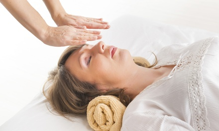 One or Two 60-Minute Reiki Sessions from Lynx Adamah, Licensed Acupuncturist (Up to 54% Off)