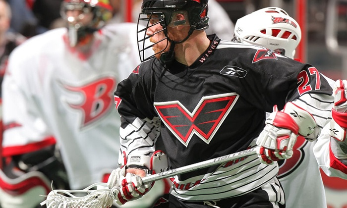 Philadelphia Wings - Wells Fargo Center: $15 for a Philadelphia Wings Lacrosse Match at Wells Fargo Center on Sunday, March 16, at 4 p.m.  ($45.95 Value)