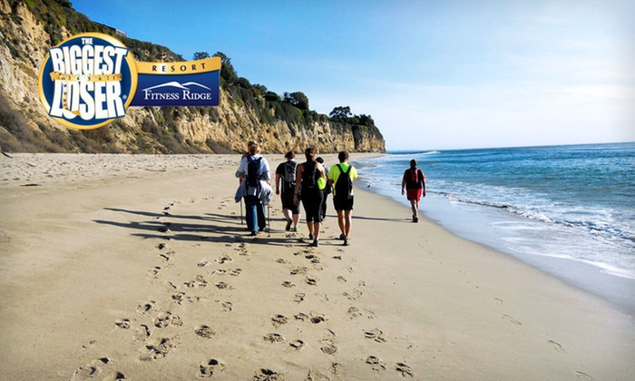 The Biggest Loser Resort - Agoura Hills-Malibu: One-Week Fitness and Weight-Loss Program for One at The Biggest Loser Retreat in Malibu, CA