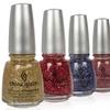 China Glaze 3D Glitter Nail-Polish Collection