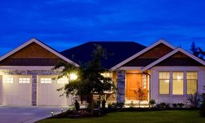 Precision Door Service: Garage Door Tune-Up with Optional Roller Replacement from Precision Door Service (Up to 67% Off)
