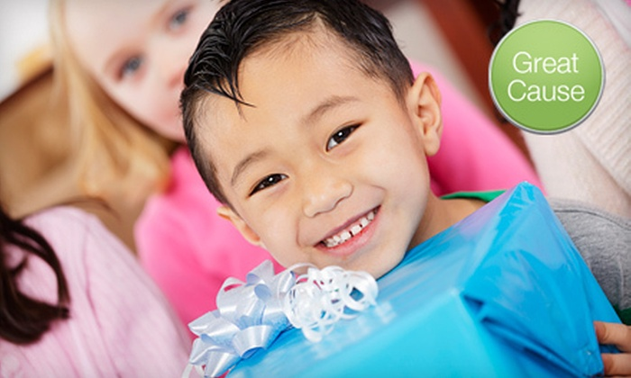 West Valley Child Crisis Center: $15 Donation to Help Fund Birthday Presents for Foster Kids