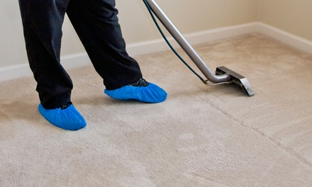 Whole-House Carpet Cleaning with Optional Rotovac 360i Treatment from Eco Carpet Cleaning (Half Off)