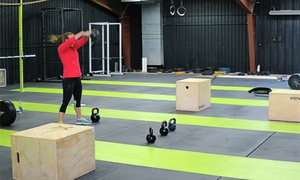 CrossFit Consumed: 10 CrossFit Classes or 1 Month of Unlimited CrossFit Classes at CrossFit Consumed (Up to 85% Off)