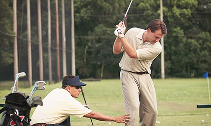 Greg Smith Golf - West Bountiful: One 60-Minute Private Golf Lesson or Four Private Lessons with Video Swing Analysis at Greg Smith Golf (Up to 63% Off)