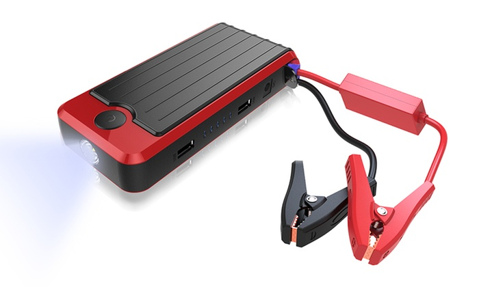 PowerAll Portable USB Battery Charger and Jump Starter: PowerAll Portable USB Battery Charger and Jump Starter. Free Returns.