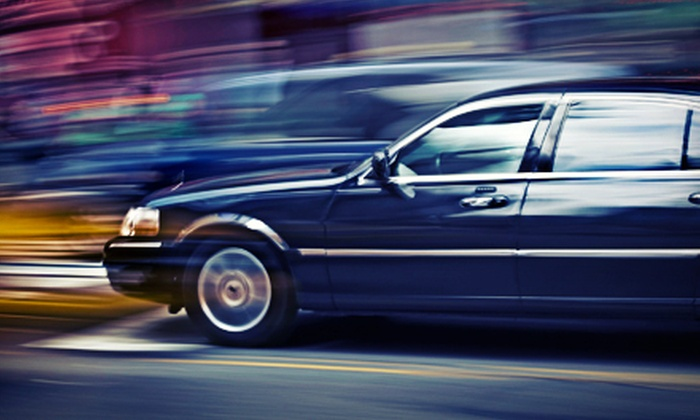 EastCoast Car Service - West Palm Beach: $35 for One-Way Transportation to or from Palm Beach International Airport from EastCoast Car Service (Up to $80 Value)
