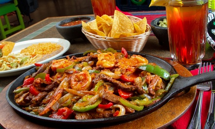 $12 for $20 Worth of Mexican Food for Two or More at Cinco De Mayo Amigo