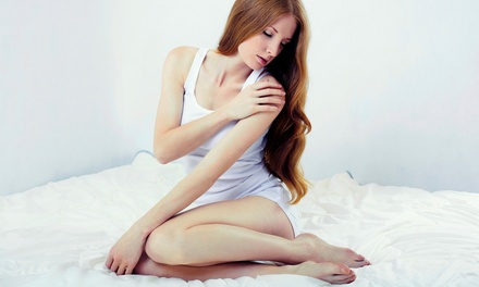 $199 for One Year of Unlimited IPL Hair-Removal Treatments at Spa Stream Laser Clinic ($792 Value)