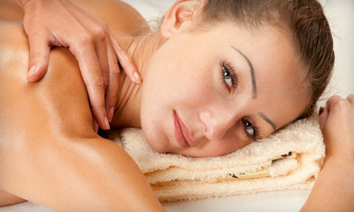 Meridians - North Weymouth: 60-Minute Facial, 60-Minute Massage, or Both at Meridians (Up to 68% Off)