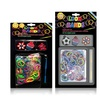 2-Pack of Loom-Band Accessory Kits