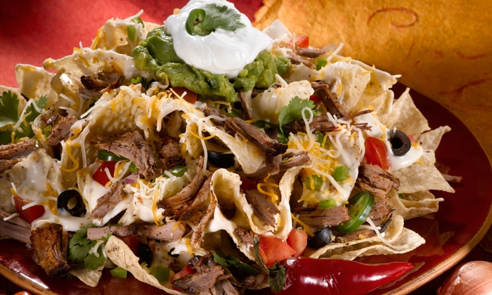 Mi Tierra - Smyrna: Mexican Food at Mi Tierra (Half Off). Four Options Available.