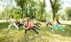 Body training en plein air !