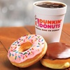 Dunkin Donuts – Up to  50% Off