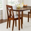 $179.99 for a Drop-Leaf Dining Set with Table and Chairs