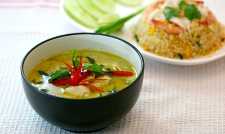 $24 for Two Groupons, Each Good for $20 Worth of Vegetarian Indian Cuisine at Curry Leaf ($40 Value)