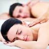 54% Off Couples Massage at The Pink Nail Spa