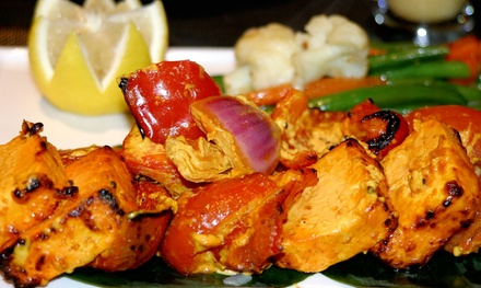 Four-Course Meal, or $21 for $30 Worth of Indian Food at Spice Kitchen