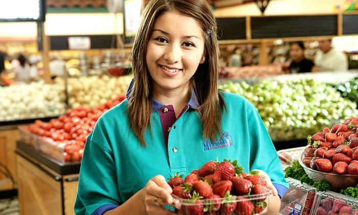 Mi Pueblo Foods - Alum Rock: $11 for $20 Worth of Groceries at Mi Pueblo Foods
