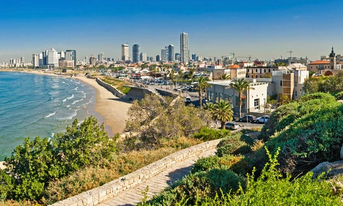 10 Day Israel Vacation With Airfare In Tel Aviv Groupon