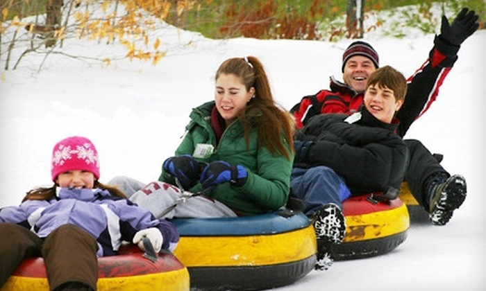 Seacoast Snow Park - Windham: $17 for Snow Tubing for Two at Seacoast Snow Park ($34 Value)