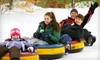 Half Off Morning Snow Tubing for Two at Seacoast Snow Park