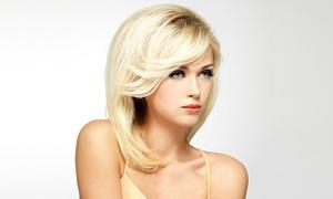 la lolita coiffure: Shampoing, coupe, brushing et soin, option couleur, balayage ou mèches dès 19 € chez Lolita coiffure