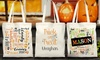 Up to 52% Off Trick-or-Treat Tote Bag from GiftsForYouNow.com
