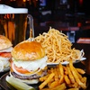 51% Off Burger Meal at O'Brien's Irish Pub