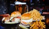 O'Brien's Irish Pub - Washington Heights: Burger Meal with Beer for Two or Four at O'Brien's Irish Pub (51% Off)