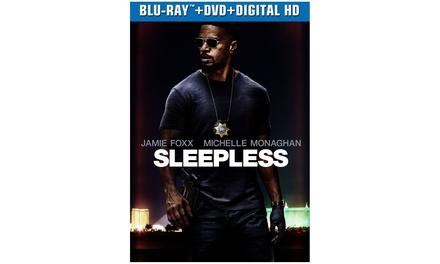 Sleepless on Blu-Ray + DVD + Digital HD