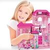 $79 for a Mega Bloks Barbie Build 'n Style Luxury Mansion