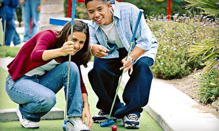 Seekonk Driving Range - Seekonk: $20 for $40 Worth of Mini-Golf, Driving-Range, or Batting-Cage Play at Seekonk Driving Range