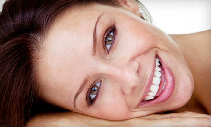 Anywhere Whitening - Multiple Locations: One, Two, or Three In-Office Teeth-Whitening Treatments at Anywhere Whitening (Up to 67% Off)