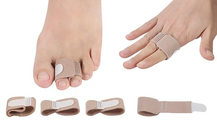 Fabric Toe Supports: FivePack $9.95 or TenPack $13.95