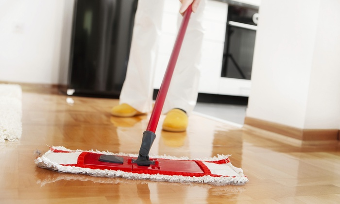 Rest Assured Cleaning Services - Oklahoma City: Four Hours of House Cleaning from Rest Assured Cleaning Services (50% Off)