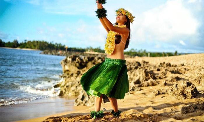 Akala Dance Studio - Ewa: Five Hula Classes for One or Two at Akala Dance Studio (Up to 57% Off)