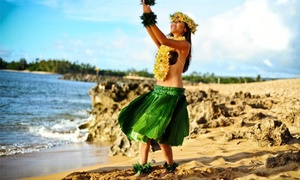 Akala Dance Studio: Five Hula Classes for One or Two at Akala Dance Studio (Up to 62% Off)