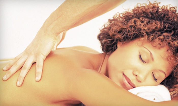 Massage Team - Oak Brook: $45 for Massage Package with Swedish Massage and Face-Lifting Massage at Massage Team ($100 Total Value)
