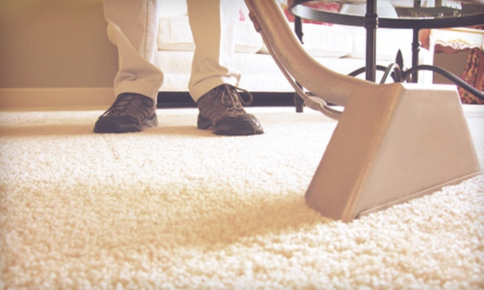 Hailey's Comet Carpet Care - Indianapolis: $129 for Two Sessions of Three Rooms of Carpet Cleaning from Hailey's Comet Carpet Care ($375 Value).
