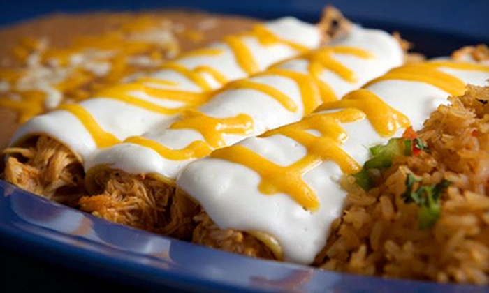 Los Jalapenos - East Columbus: Mexican Cuisine for Lunch or Dinner at Los Jalapenos (Up to 52% Off)