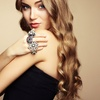54% Off a Haircut Package or Hair Extensions