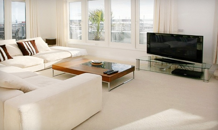 Karpet K.O. - Clever: Carpet Cleaning and Scotchgard Treatment for Two or Three Rooms from Karpet K.O. (Up to 59% Off)