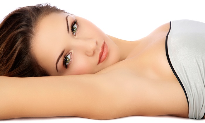 Evolution Medical Spa - Shelby Township: Six Laser Hair-Removal Treatments on a Small, Medium, or Large Area at Evolution Medical Spa (Up to 92% Off)