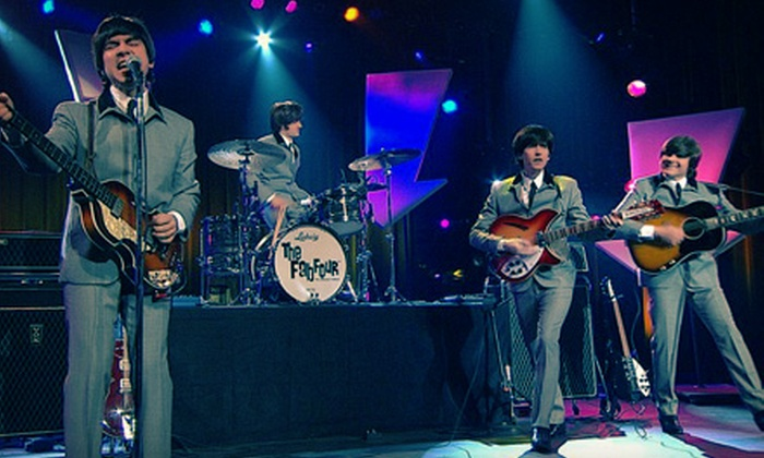 """""""The Fab Four - The Ultimate Tribute"""" - Eastwood: $24 to See The Fab Four: The Ultimate Tribute at Palace Theater on Friday, October 25, at 8 p.m. (Up to $51.80 Value)"""