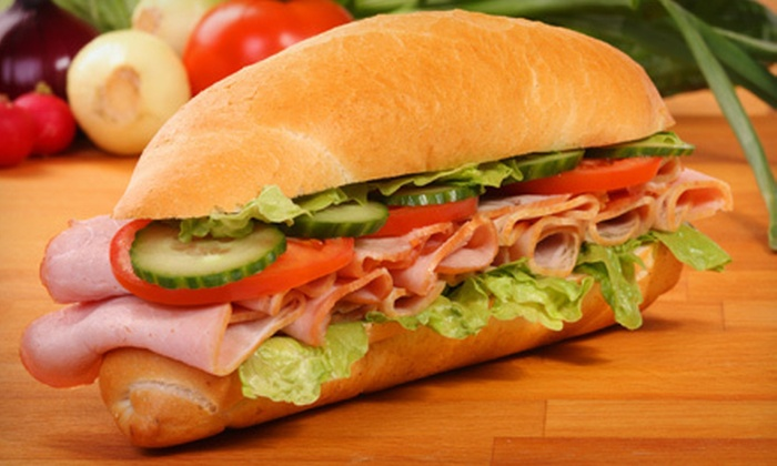 That Sub Place - Franklin: $5 for $10 Worth of Sandwiches and Drinks at That Sub Place