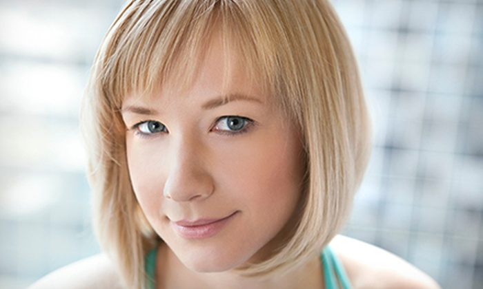 Lynn Newberry at Delaney Salon Suites - Walnut Creek Valley: Haircut with Option for Partial or Full Highlights or Color with Lynn Newberry at Delaney Salon Suites (Up to 59% Off)